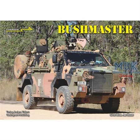 Bushmaster Australines gesch. Mannschafttransportw
