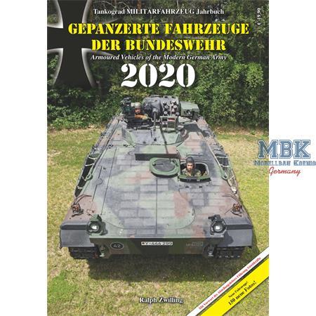 Militärfahrzeug Jahrbuch Gepanzerte Fhz. BW 2020