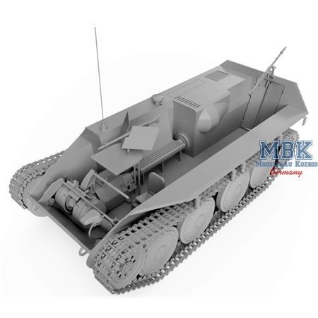German APV / Spähpanzer Kätzchen BMM 1/35