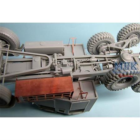 British Scammel Pioneer TRMU/TRCU 30 mit Anhänger