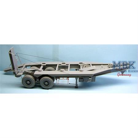 British Scammell Pioneer TRCU30 TRAILER