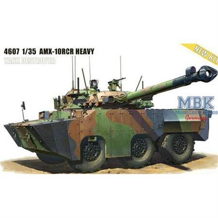 FRENCH ARMY AMX-10RCR HEAVY