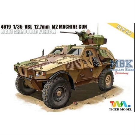 PANHARD VBL with 12,7mm