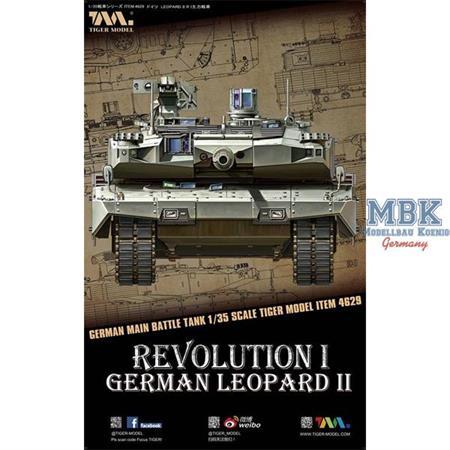German Leopard 2  Revolution I - Demonstrator