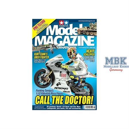 Tamiya Model Magazine #195