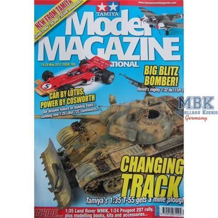 Tamiya Model Magazine #199