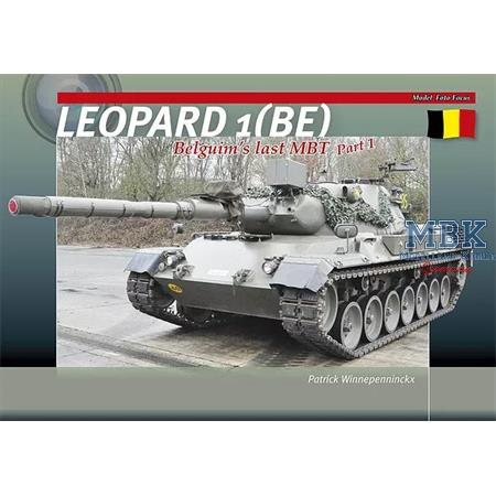 Leopard 1(BE) - Belgium's Last MBT, Part 1