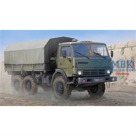 Russian KAMAZ 4310