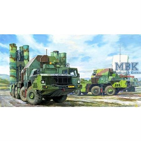 5P58S/SU TEL of S-300PS/PMU SA-10 Grumble