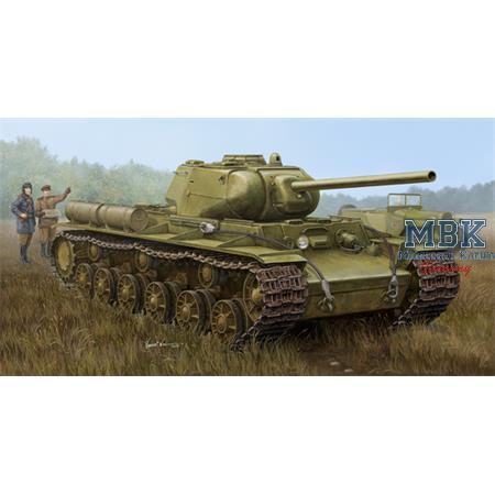 Soviet KV-1S/85 Heavy Tank