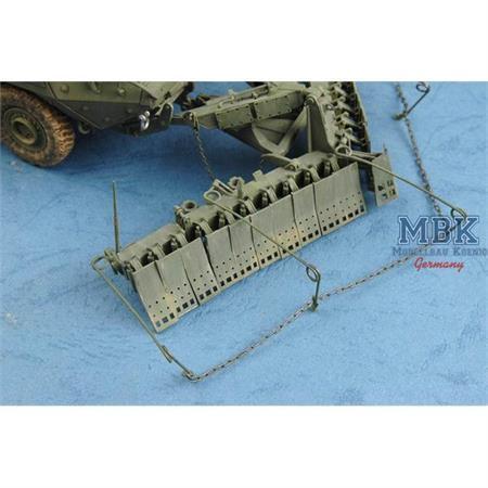 M1132 Stryker Eng. Sqd Vehicle w/SMP/AMP Plough