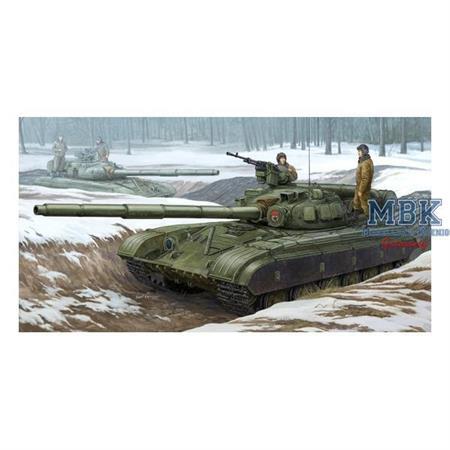 Soviet T-64B Mod.1975