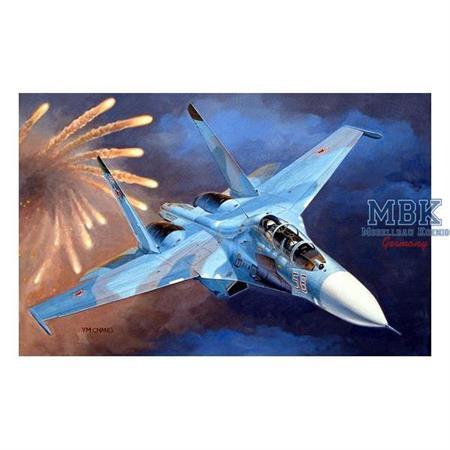 Su-27 UB Flanker C