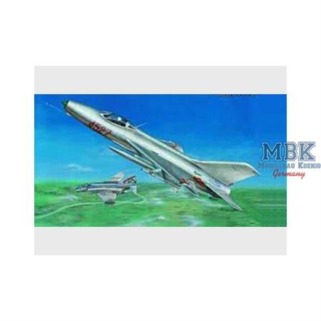 MiG-21 F-13 Fishbed (China, UdssR, Israel)