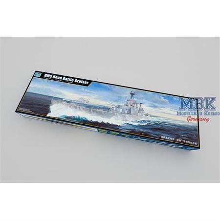 HMS Hood  (1:200)