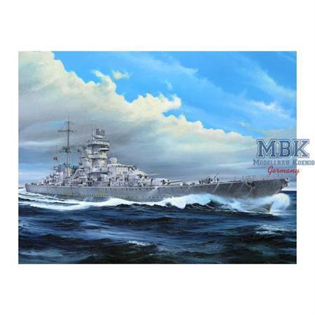 German cruiser Prinz Eugen 1945