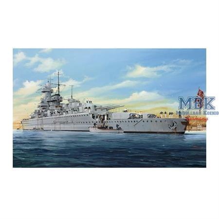 Battleship (Panzer Schiff) Admiral Graf Spee