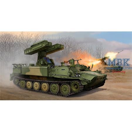 Russian 9K35 Strela-10 (SA-13 Gopher)