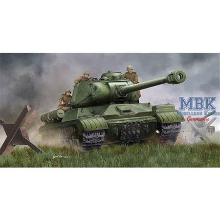 Soviet JS-2M Heavy Tank - Late