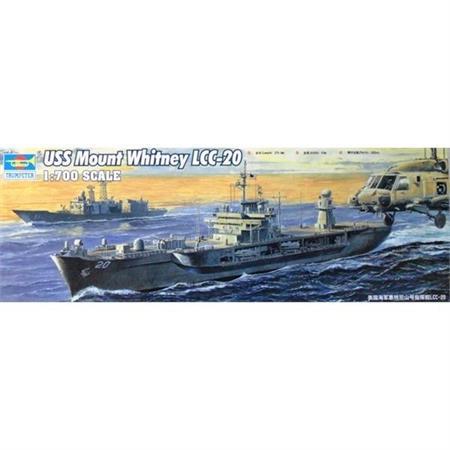 USS Mount Whitney LCC-20