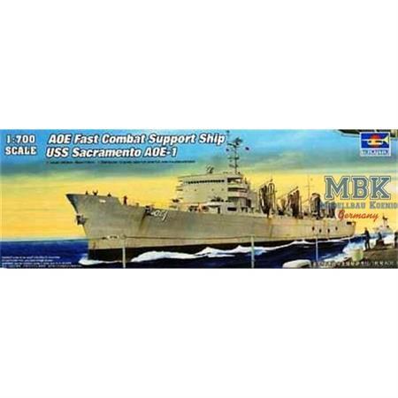 "AOE-1 ""USS Sacramento"" - Trägergruppenversorger"