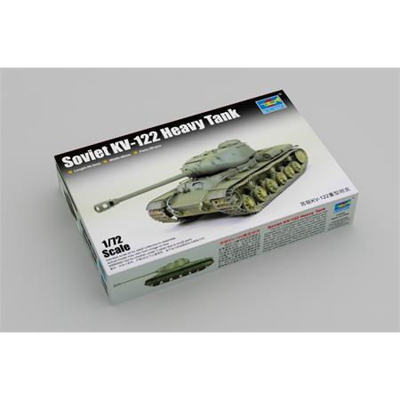 Soviet KV-122 Heavy Tank