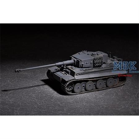 German Tiger with 88mm kwk L/71