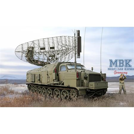 P-40/1S12 Long Track S-band acquisition radar