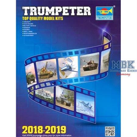 Trumpeter Katalog 2018