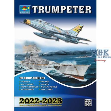 Trumpeter Katalog 2022