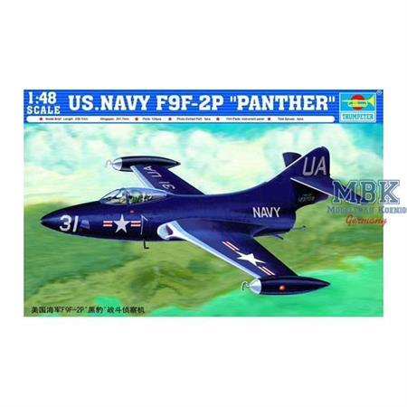 """US.NAVY F9F-2P \""""Panther\"""""""