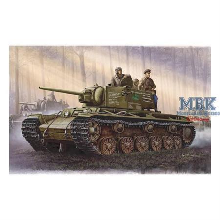 Russia KV-1 model 1942 Simplified Turret Tank