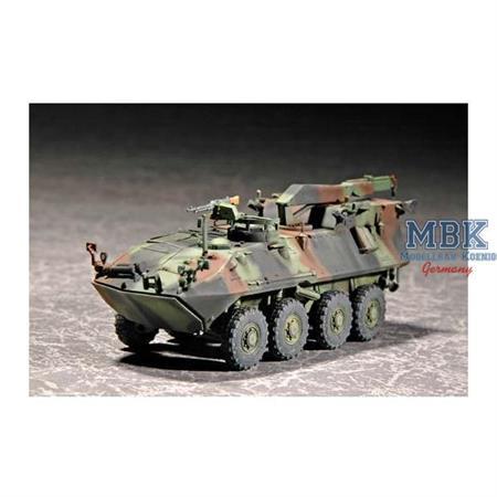 USMC LAV-25 (8X8) Light Armored recovery Vehicle
