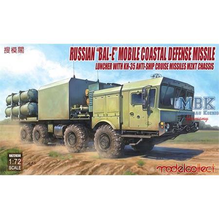 """Bal-E"" mobile coastal defense missile launcher"