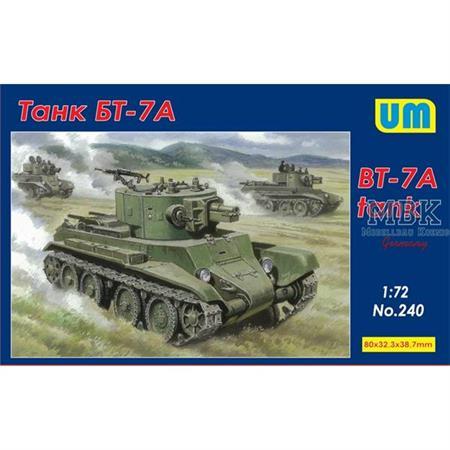 BT-7A Tank