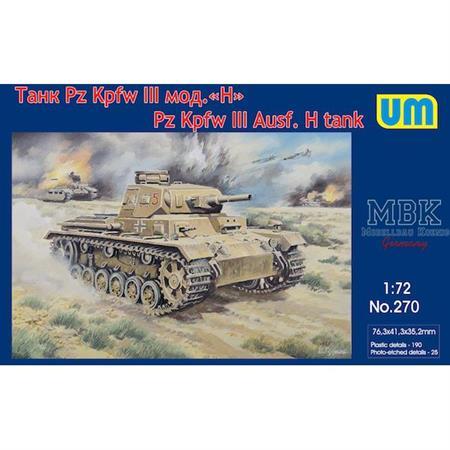 Panzer III Ausf.H