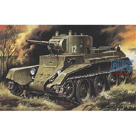 Light Tank BT-7 (1935)