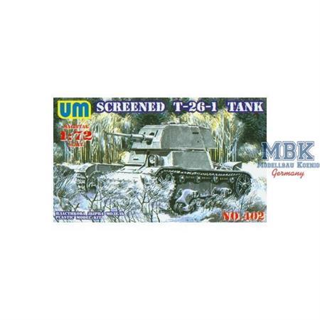 Screened T-26-1