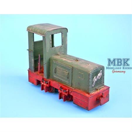 Jung narrow gauge diesel locomotive