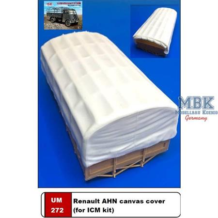 Canvas Cover for Renault AHN