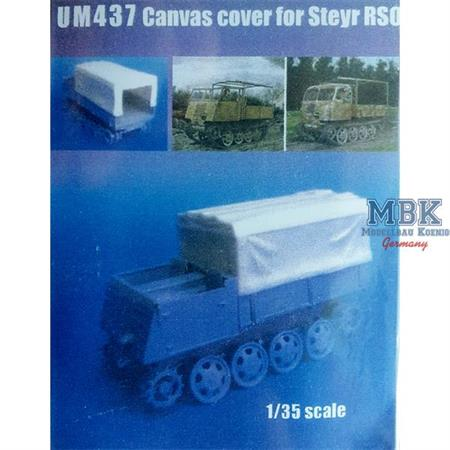 Canvas Cover for Steyr RSO