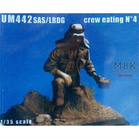 SAS crew eating #4