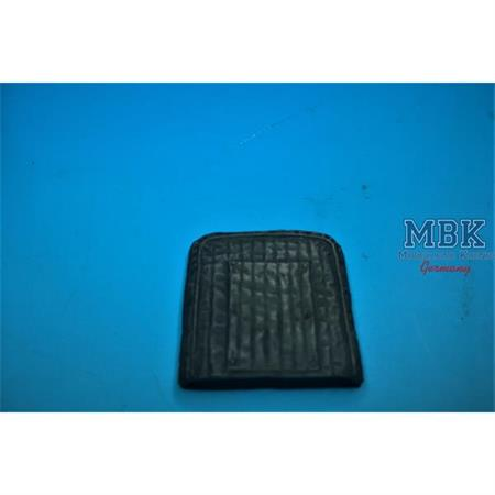 KHD S3000/S330 Winter Radiator cover closed