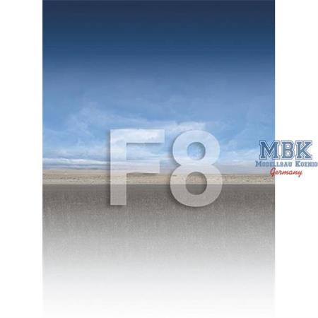"Scenic Backdrop ""Area 51 Desert Scene"" A1"