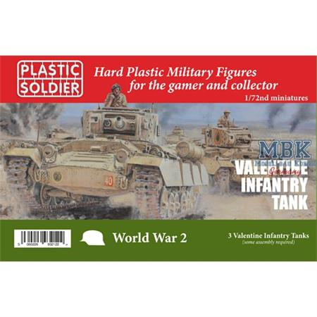 British Valentine Tank