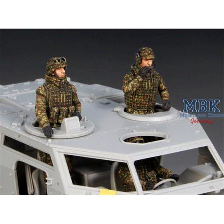 Bundeswehr Fennek Crew
