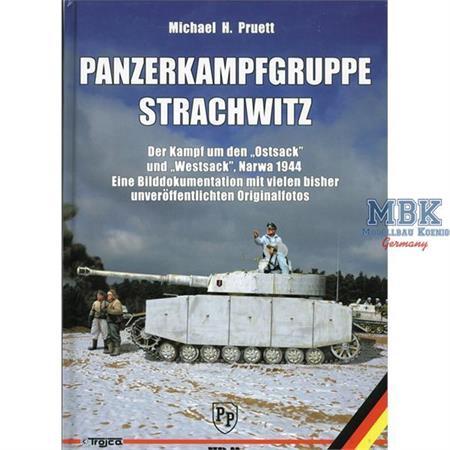"Panzerkampfgruppe Strachwitz - Kampf um \""Ostsack\"