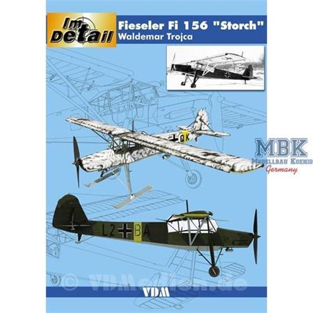 """Fieseler Fi 156 """"Storch"""" in Detail"""