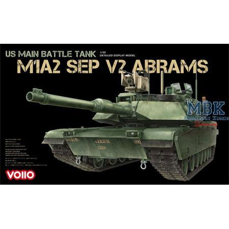 M1A2 SEP V2 Abrams - US MBT