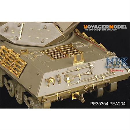 US M10 tank destroyer Basic(For AFV Club 35024)